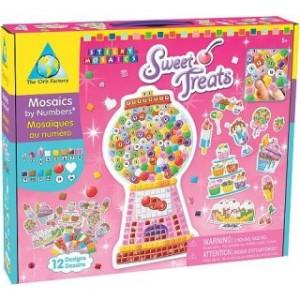 sweets mosaic