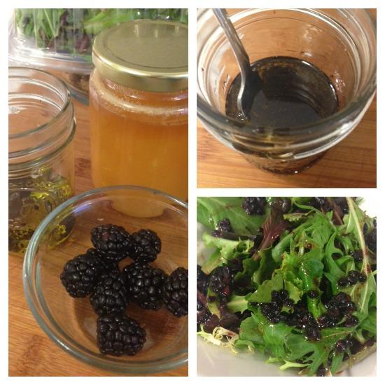 blackberry balsamic dressing