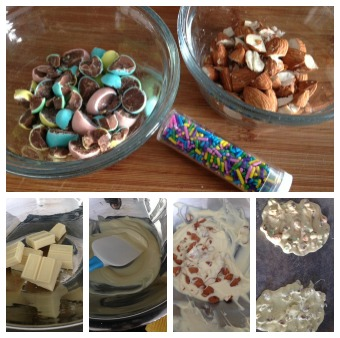 how to make bunny bark