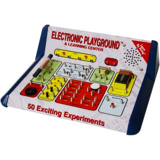 electronic play ground