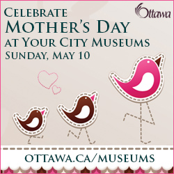 Mother's Day in Ottawa