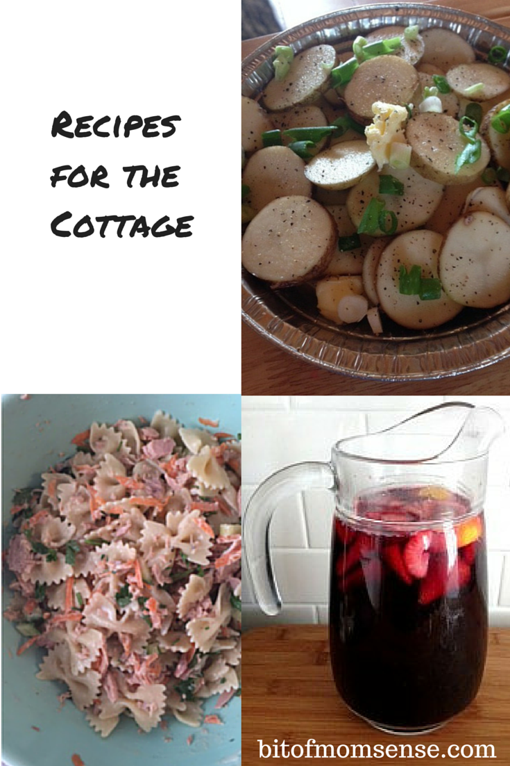 Recipes for the Cottage (1)