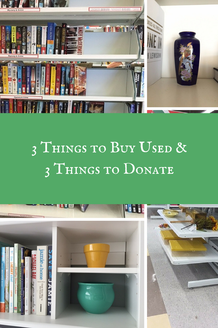 3 Things to Buy Second Hand &3 Things to (1)