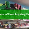 Enter to Win at Tag Along Toys