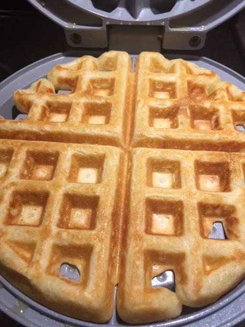 waffle maker bitofmomsense