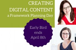 Online Content: Making a Plan