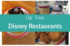 Where to Eat: Walt Disney World – Our Faves