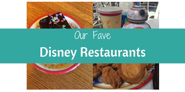 disney restaurants the kids love
