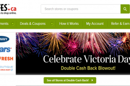 Shop and earn money with Ebates