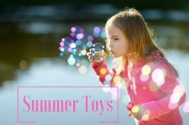 Get outside and play! Summer toys your kids will love
