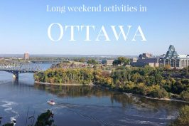 Around Ottawa: Family outings and activities for the August Long Weekend