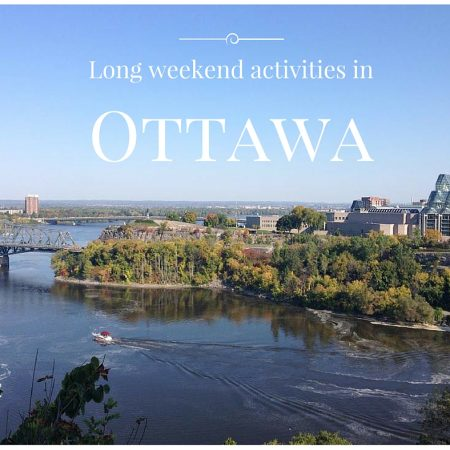 Long weekend activities in