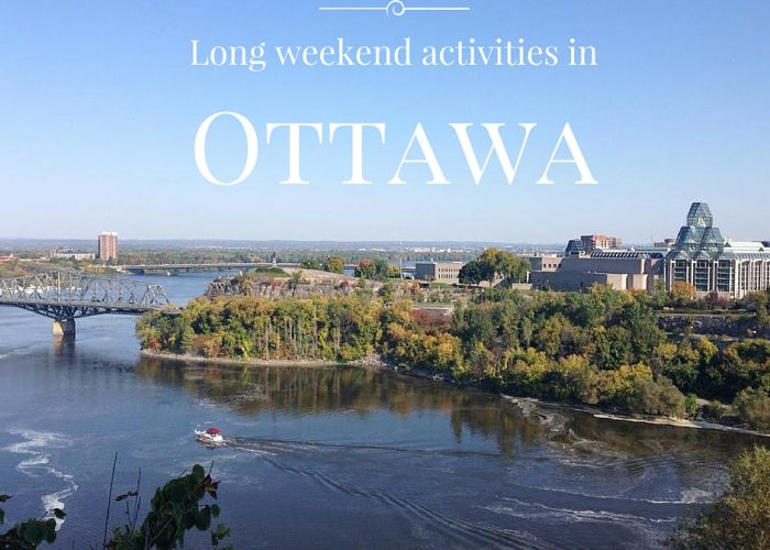 Long weekend activities in
