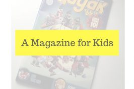 A History Magazine for Kids
