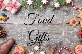 Food Gifts to Give for Christmas