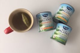 Two Minutes to Balance {and a GIVEAWAY}