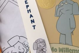 Activity: Elephant and Piggie Bookmarks and more