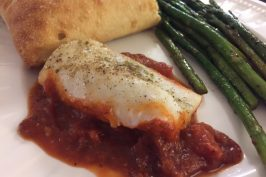 Recipe: Fish in Marinara Sauce #WhatsCooking