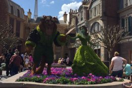 Walt Disney World Flower and Garden Festival | Attending with Kids