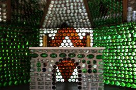 Visiting PEI: The Bottle Houses