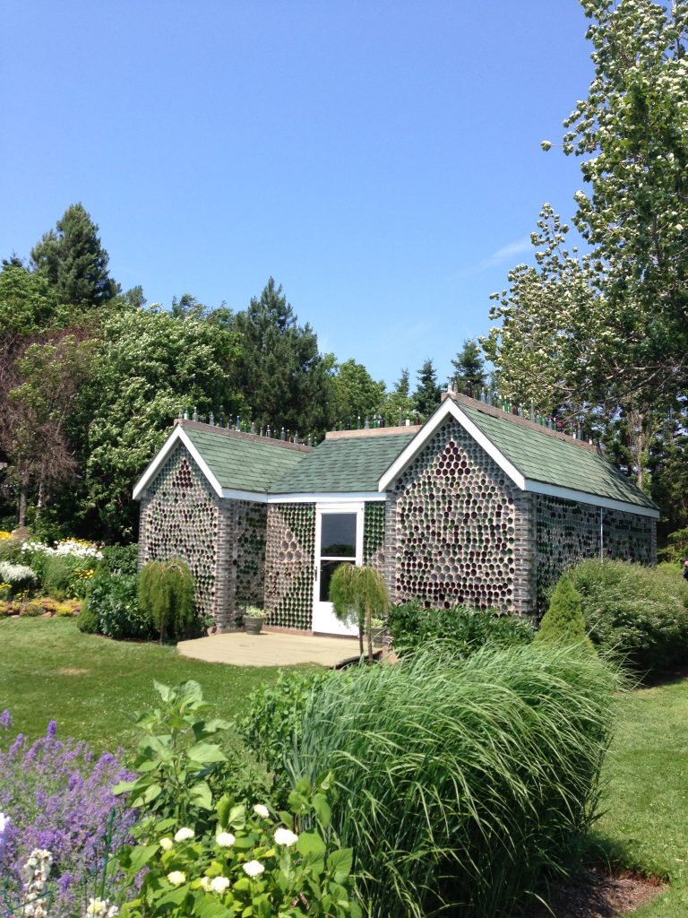 bottle houses pei