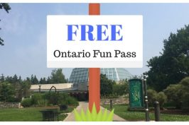 2 FREE tickets for kids at various Ontario Attractions this Summer