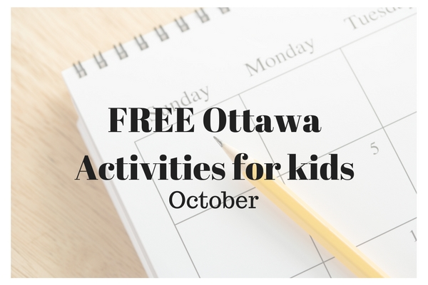 free-kid-events-ottawa-october