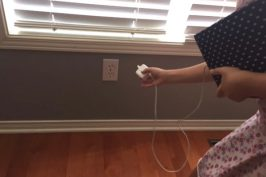 Electrical Safety isn't just about covering up plugs {Giveaway}