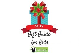 Holiday Gift Guide for Kids: Babies to School aged