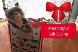 Give a Meaningful Gift: Adopt an Animal from WWF Canada