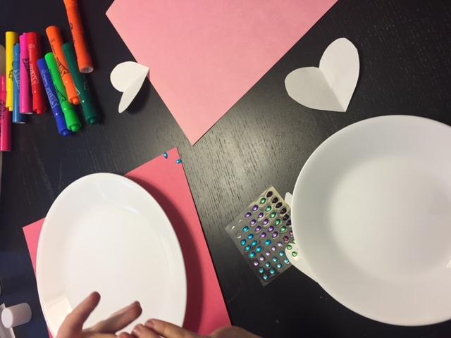 valentines day craft with kids