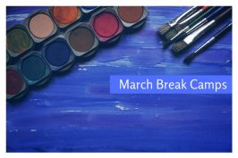 How your kids can have a creative March Break