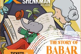 The Story of Babar is coming to Ottawa!