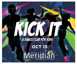 Kick it Dance Club for Kids at Meridian Theatres