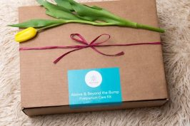 Mom Friends – the postpartum care kit you need