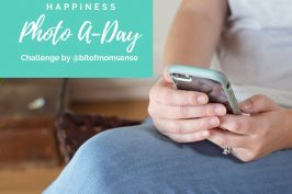 Happiness Photo-A-Day Challenge: November 2-15