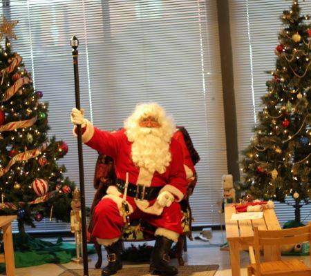 Meet Santa at the Nepean Christmas Celebration